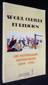 Sport, culture et religion - Couverture - Format classique