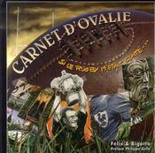Carnet d'ovalie ; si le rugby m'était conté... - Intérieur - Format classique