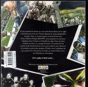 Carnet d'ovalie ; si le rugby m'était conté... - 4ème de couverture - Format classique