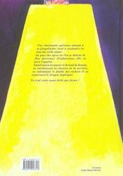 L'ogrionne anorexique - 4ème de couverture - Format classique