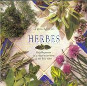 Le Grand Livre Des Herbes - Intérieur - Format classique