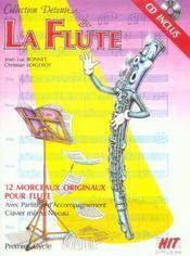 La flute avec cd - Intérieur - Format classique