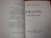 Amadou Bolcheviste - Couverture - Format classique