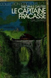 Le Capitaine Fracasse. Collection : 1 000 Soleils Or. - Couverture - Format classique