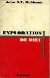 Exploration De Dieu. - Couverture - Format classique