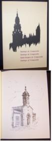 Saint-Jacques de Compostelle / Dessins de Abel Fernandez Otero - Couverture - Format classique