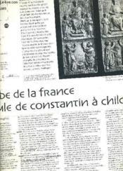 Le Petit Journal Des Grandes Expositions Musee Du Luxembourg - 27 Fevrier 3 Mai 1981 - A L'Aube De La France La Gaule De Constantin A Childeric. - Couverture - Format classique