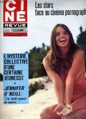 Cine Revue - Tele-Programmes - 54e Annee - N° 37 - La Moutardeme Monte Au Nez - Couverture - Format classique