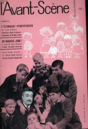 L'AVANT-SCENE - FEMINA-THEATRE N° 198 - L'ETONNANT PENNY PACKER de LIAM O'BRIEN - Couverture - Format classique