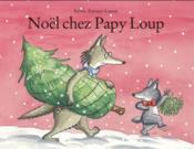 Noël chez Papy Loup - Couverture - Format classique