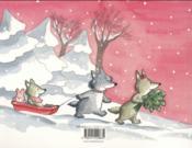 Noël chez Papy Loup - 4ème de couverture - Format classique