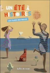 Un été à histoires - Couverture - Format classique