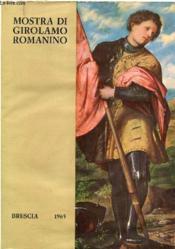Mostra Di Girolamo Romanino, Catalogo - Couverture - Format classique