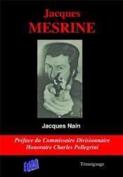 Jacques Mesrine - Couverture - Format classique