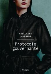 Protocole gouvernante - Couverture - Format classique
