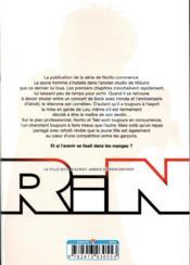 Rin T.12 - 4ème de couverture - Format classique
