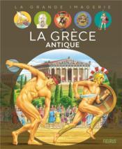 Les Grecs de l'antiquité - Couverture - Format classique