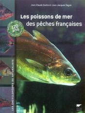 Les poissons de mer des peches francaises (2e édition) - Intérieur - Format classique