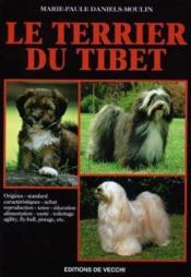 Le Terrier Du Tibet - Couverture - Format classique