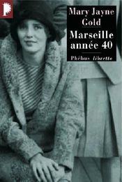 Marseille annees 40 - Intérieur - Format classique