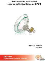 Réhabilitation respiratoire chez les patients atteints de BPCO - Couverture - Format classique