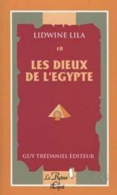 Dieux de l'egypte (les) n.10 - Couverture - Format classique