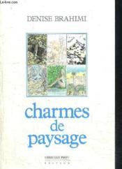 Charmes de paysage - Couverture - Format classique