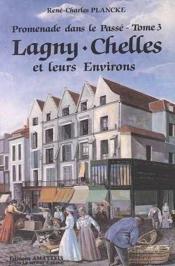 Lagny-Chelles Et Leurs Environs - Couverture - Format classique