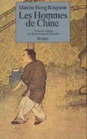 Les hommes de chine - Couverture - Format classique