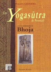 Les yogasutra de Patanjali ; avec le commentaire de Bhoja - Couverture - Format classique