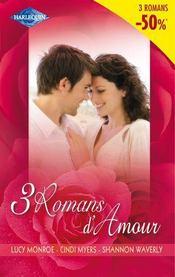 3 romans d'amour ; kiriakis ; audacieuse méprise ; une jolie surprise - Couverture - Format classique