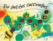 Dix petites coccinelles - Couverture - Format classique