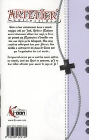 Artelier collection t.5 - 4ème de couverture - Format classique