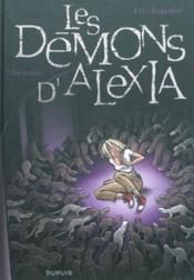 Les démons d'Alexia T.7 ; chair humaine - Couverture - Format classique