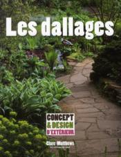 Les dallages - Couverture - Format classique