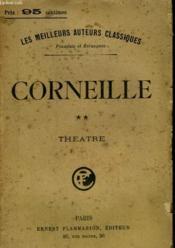 Theatre. Tome 2. - Couverture - Format classique