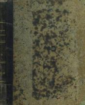 Tableaux D'Histoire Contemporaine 1815-1848. - Couverture - Format classique