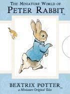 Miniature world of peter rabbit: peter rabbit (collection pack 1) - Couverture - Format classique