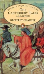 The Canterbury Tales, A Selection - Couverture - Format classique