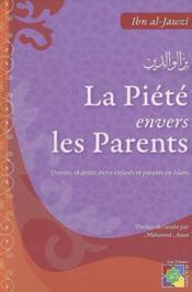 La pieté envers les parents - Couverture - Format classique