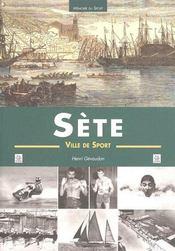 Sète, ville de sport - Intérieur - Format classique