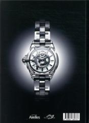 L'annuel des montres ; catalogue raisonné des modèles et des fabricants (édition 2021) - 4ème de couverture - Format classique