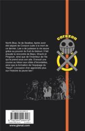 One Piece - roman ; novel law - 4ème de couverture - Format classique