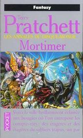 Les annales du Disque-monde T.4 ; Mortimer - Intérieur - Format classique