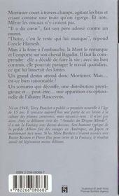 Les annales du Disque-monde T.4 ; Mortimer - 4ème de couverture - Format classique