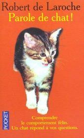 Parole de chat ! - Intérieur - Format classique