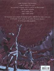 L'armee des anges t.1 ; la resurrection de Jason Ash - 4ème de couverture - Format classique