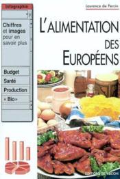 Alimentation Des Europeens (L) - Couverture - Format classique