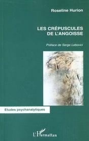 Les Crepuscules De L'Angoisse - Intérieur - Format classique