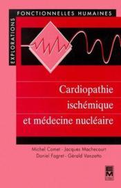 Cardiographie ischémique et médecine nucléaire - Couverture - Format classique